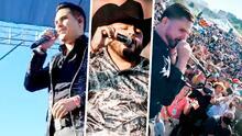 Los Recoditos, Gerardo Ortiz, Larry Hernández y más dicen presente en las fiestas mexicanas en L.A.
