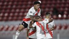 River Plate se impone al Nacional y está cerca de las Semifinales