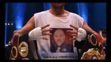 "Tyson Fury: ""Klitschko va a tener que salir a pelear"""