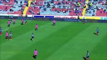 Resumen del partido Querétaro vs Monterrey