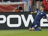 Estados Unidos perdió a Pulisic por lesión en tibio empate con Chile