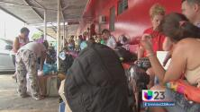 Cubanos en Panamá tienen esperanza de que los envíen a México