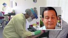 """""""En dos días me sentí mucho mejor"""": paciente de Houston con Covid-19 recibe infusión de anticuerpos"""