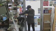 Buscan a un presunto ladrón en serie señalado de robar en varios negocios y restaurantes