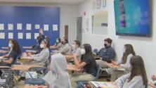 El Distrito Escolar de Filadelfia está listo para recibir en los salones a los estudiantes