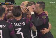 ¡Vaya polémica! Penalti, bronca y golazo de Orbelín para el 1-0