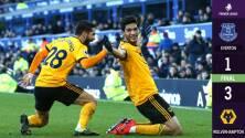 ¡Imparable! Raúl Jiménez vuelve a anotar en el triunfo del Wolverhampton