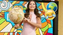 Ana Patricia y sus chistes internacionales para comenzar la semana