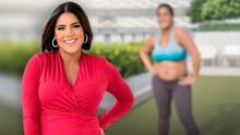 """""""Esa soy yo ahora"""": Francisca muestra su cuerpo tras dar a luz a Gennaro y anuncia que comenzará a perder peso"""