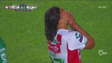El 'Gullit' Peña estuvo a punto de marcarle al León