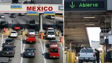 ¿Viajas por tierra de California a México? Así puedes tramitar el permiso de tu vehículo