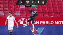 Real Madrid derrota a Sevilla y dan oxígeno a Zinedine Zidane