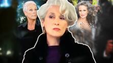 Meryl Streep y otras celebridades que lucen sus canas