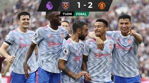 CR7 encabeza remontada del Manchester United sobre el West Ham