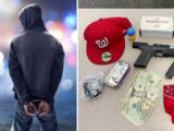 Arrestan a tres presuntos pandilleros que usaban accesorios rojos, comúnmente vinculados a Los Norteños