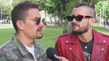 Mau y Ricky salen en defensa de su padre Ricardo Montaner ante las críticas por su unión musical con Farruko