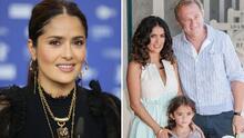 Valentina, la hija de Salma Hayek, ya es una guapa adolescente: sus últimas fotos lo demuestran