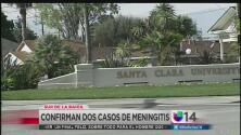 Alerta en la Universidad de Santa Clara por casos de Meningitis