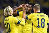 Quaison anota y Suecia ya golea a Kosovo