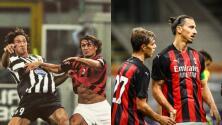 ¿Zlatan piensa en el retiro? ¡No! Quiere jugar con el nieto de Maldini