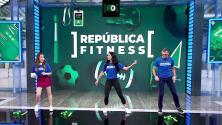 Lindsay Casinelli sigue con su arduo entrenamiento para Mira Quién Baila