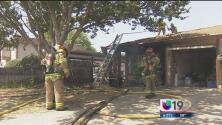 Familia pierde su casa en incendio