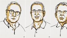 Tres investigadores de universidades estadounidenses ganan el Nobel de Economía