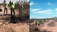 Encuentran el cuerpo de un migrante desaparecido en la frontera de Arizona