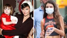 Suri Cruise ya tiene 15 años y sus fotos más actuales muestran que se parece mucho a su mamá