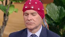Alan Tacher se sometió a una sesión de neurofeedback y cuenta qué fue lo que sintió mientras 'entrenaba' su cerebro