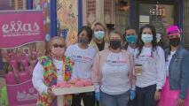 'Café con conchas', el evento en Chicago para concientizar a los ciudadanos sobre el cáncer de mama