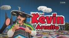 COLOR   Kevin Arnulfo visitó el Estadio León