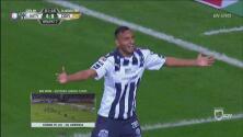 Ángel López sabe que no hay quinto malo, y anota el 5-0 de Rayados sobre Dorados