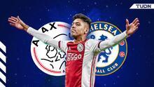 Edson Álvarez y una prueba de fuego ante el Chelsea