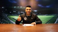 'Lolo' Reyes nuevo jugador del Mazatlán FC
