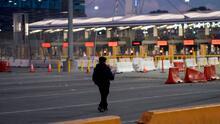 """""""Nos afecta bastante"""", EEUU extiende cierre de frontera con México hasta agosto por nuevos contagios de covid-19"""