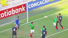 Con este gol de Palmer-Brown, el Team USA derrotó al Tri en el Premundial Sub 20