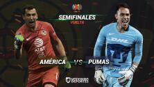 La ida estuvo muy emocionante, la vuelta entre América y Pumas promete ser aún mejor