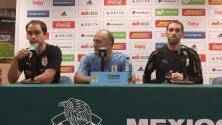 """¿Amistoso? El DT de Uruguay advirtió que ante el Tri defenderán el """"prestigio y la historia"""""""