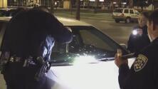 Buscan a los sospechosos de atacar a conductores con armas de aire comprimido en la Autopista 91