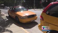 Molestia por más estacionamientos para taxis