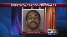 Arrestado tras incidente de violencia doméstica