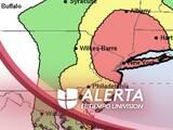 El huracán Henri podría traer inundaciones y fuerte oleaje a la costa de Delaware y Nueva Jersey este fin de semana