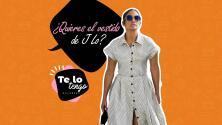¿Quieres el vestido de J.Lo? Te lo tengo (pero más barato)