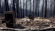 Revisar las estructuras, conexiones de electricidad y otras precauciones que debes tomar al regresar a tu casa tras una evacuación por incendio forestal