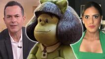 """""""El mundo llora la muerte de Quino"""": Carlos y Francisca recuerdan el legado que dejó el creador de Mafalda"""
