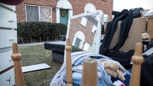 El gobierno planea anunciar nuevas medidas para frenar los desalojos