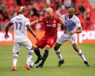 El resumen: Toronto FC no puede mantener la ventaja y empata ante Orlando City