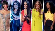 """Una puertorriqueña, una cubana, una salvadoreña, otra mexicana y una dominicana obtienen el """"Sí"""" de los jueces"""