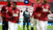 Para Jürgen Klopp, al United los favorecen los silbantes con penales